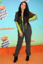 Devenity Perkins – Kids' Choice Awards 2019
