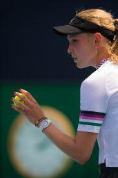 Donna Vekic – Miami Open Tennis Tournament 03/23/2019