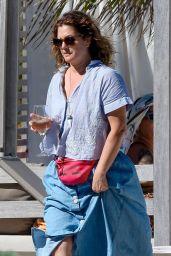 Drew Barrymore - Vacation in Tulum 03/17/2019