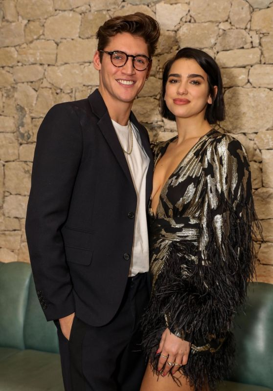 "Dua Lipa - ""The Dirty Dishes"" Book Launch in London 03/12/2019"