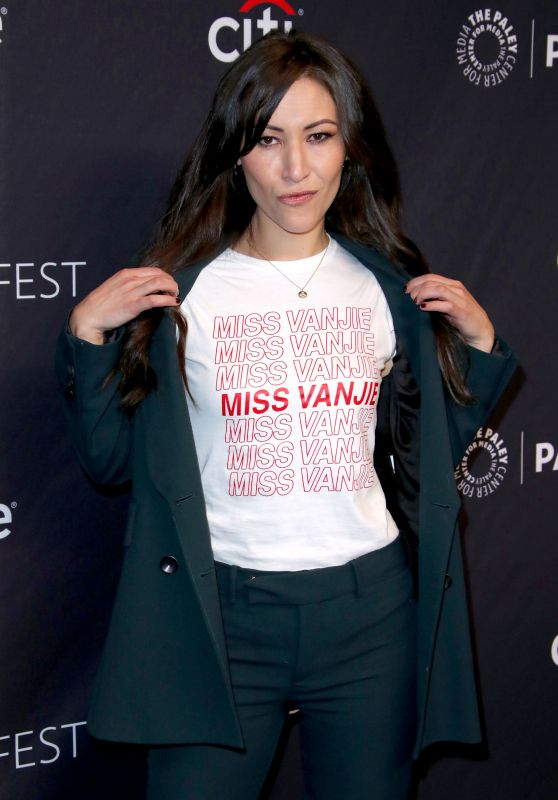 "Eleanor Matsuura –  2019 PaleyFest LA ""The Walking Dead"" Event"