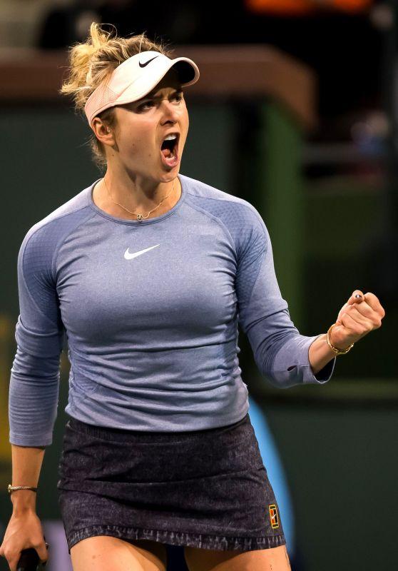 Elina Svitolina – Indian Wells Masters 03/10/2019