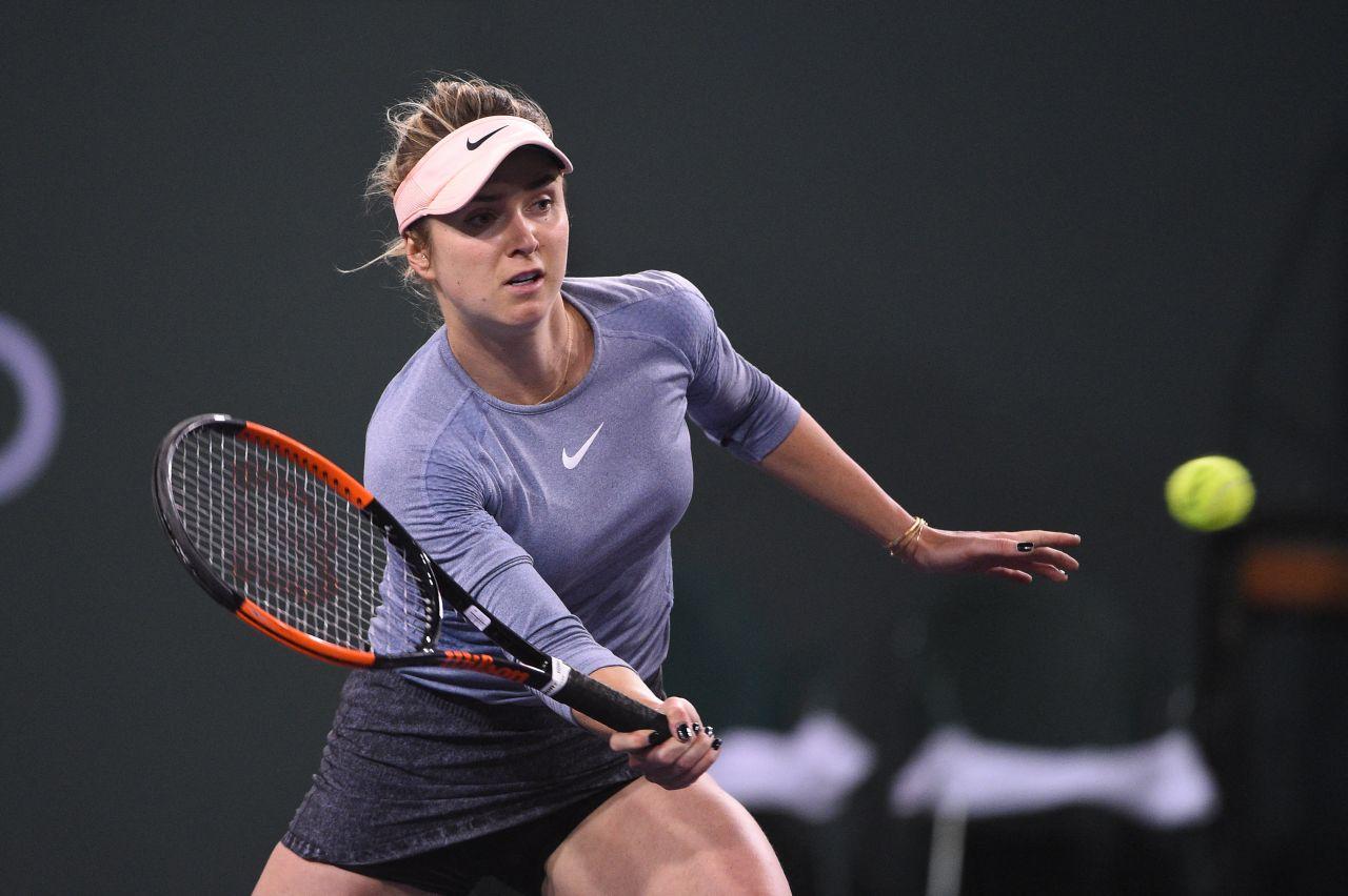 Elina Svitolina – Indian Wells Masters 03/13/2019