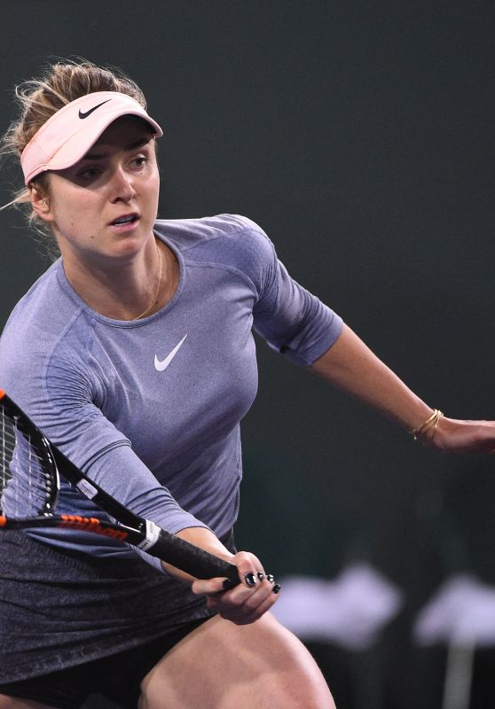 Elina Svitolina – Indian Wells Masters 03/13/2019