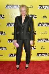 "Elisabeth Moss - ""Her Smell"" Premiere at the 2019 SXSW Festivals in Austin"