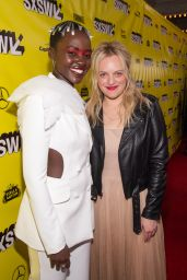 "Elisabeth Moss - ""Us"" Premiere at the 2019 SXSW Festivals in Austin"