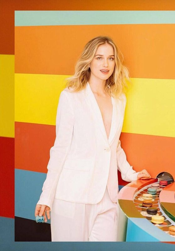 Elizabeth Lail - NKD Mag - Issue #93 March 2019