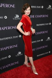 """Elizabeth McGovern - """"The Chaperone"""" Premiere in NYC"""