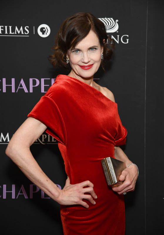 "Elizabeth McGovern - ""The Chaperone"" Premiere in NYC"