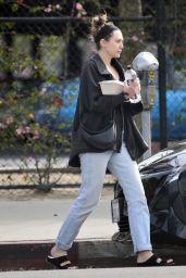 Elizabeth Olsen - Out in Los Angeles 03/14/2019