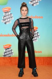 Ella Anderson – Kids' Choice Awards 2019