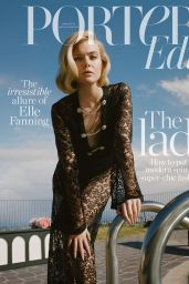 Elle Fanning - Photoshoot for Porter Edit March 2019