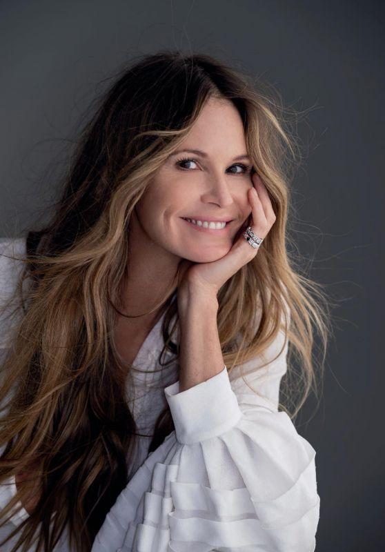 Elle MacPherson - ELLE Italy March 2019
