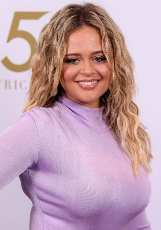 Emily Atack - The TRIC Awards 2019