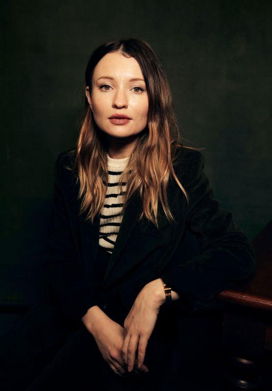 Emily Browning - 2019 SXSW Film Festival Portrait Studio