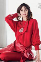 Emily Mortimer - Country & Town House January 2019 Issue
