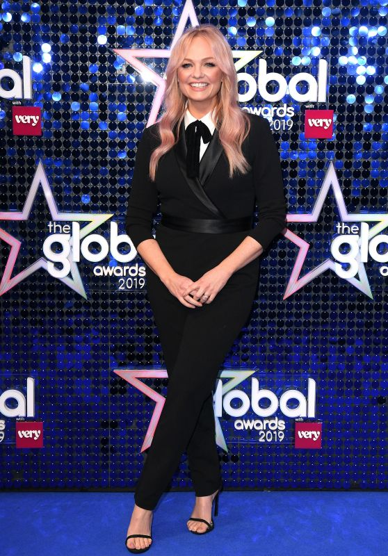 Emma Bunton – The Global Awards 2019