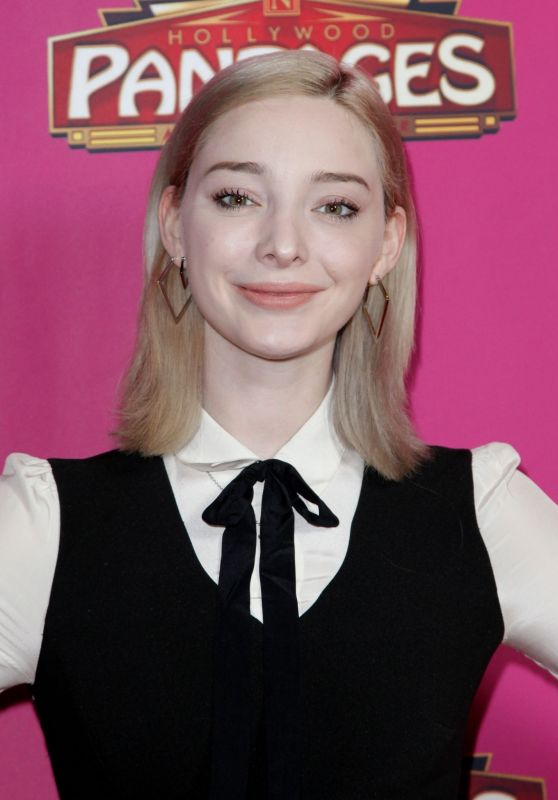 """Emma Dumont - """"Charlie And The Chocolate Factory"""" Los Angeles Opening Night"""
