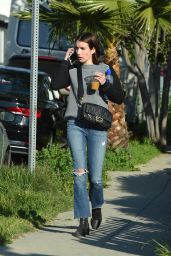 Emma Roberts - Out in Los Angeles 02/28/2019