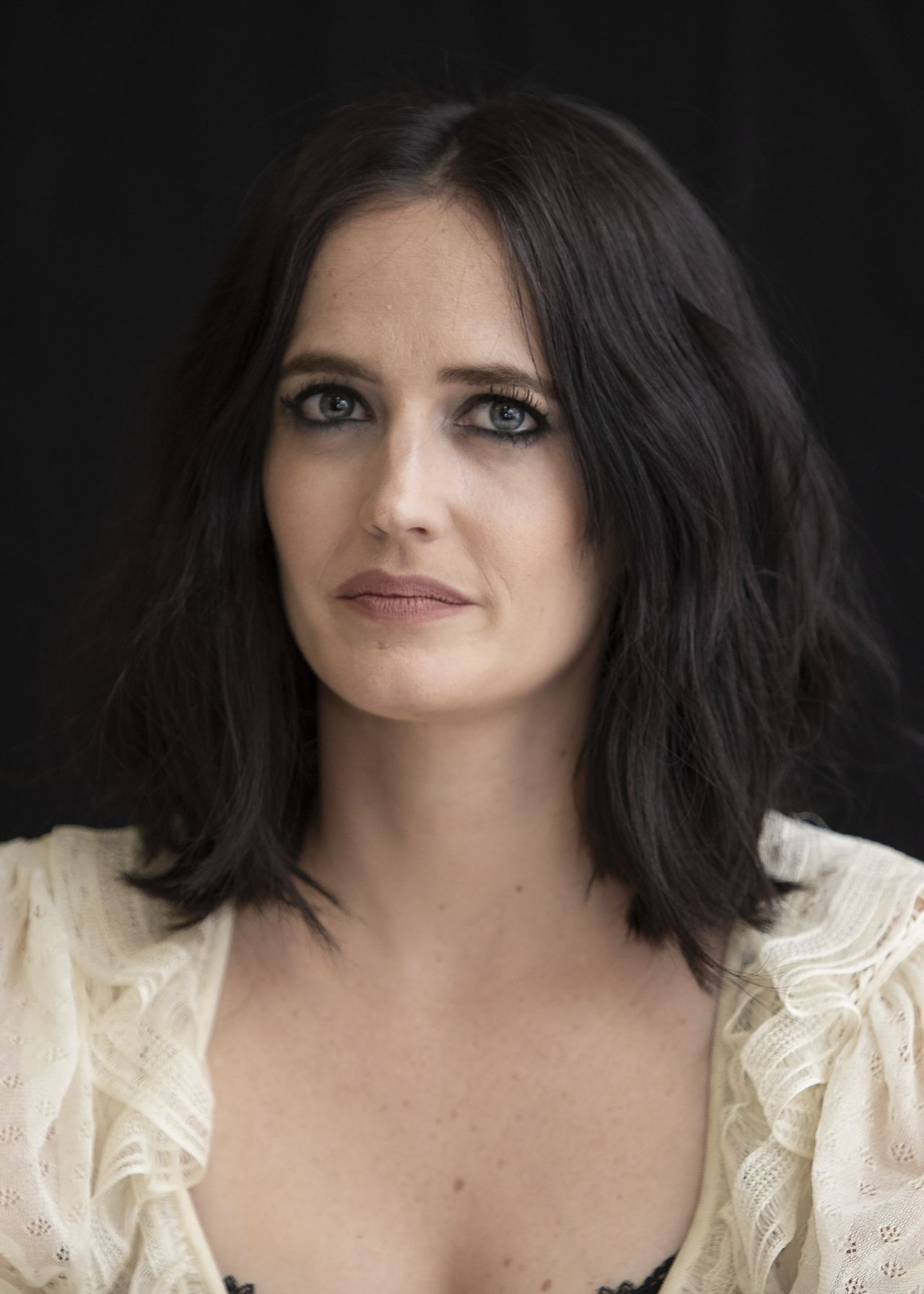 "Eva Green - ""Dumbo"" Global Press Conference in LA Eva Green"