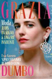 Eva Green - Grazia Magazine Italia March 2019 Issue