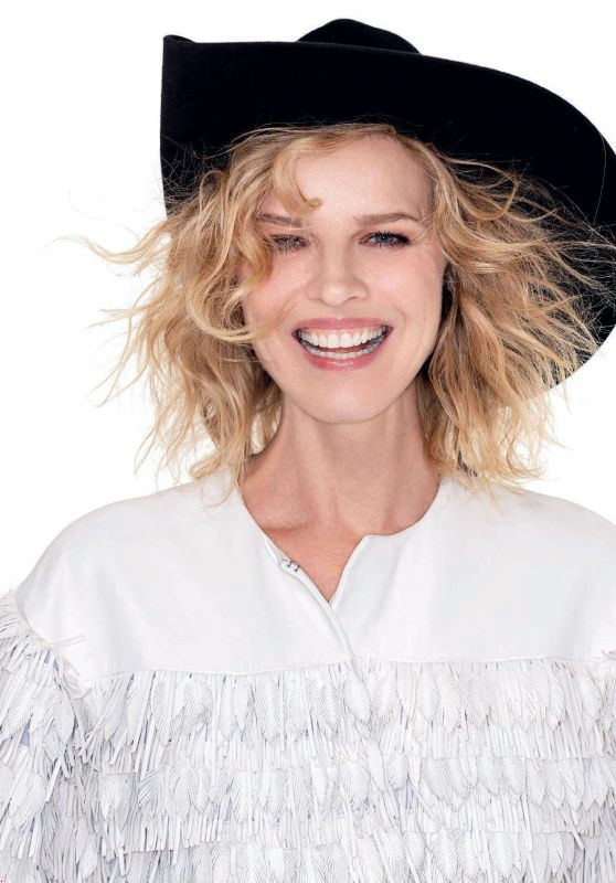 Eva Herzigova - ELLE Magazine Italy March 2019 Issue