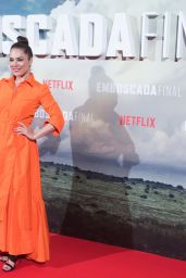 """Eva Marciel – """"The Highwaymen"""" Premiere in Midrid"""