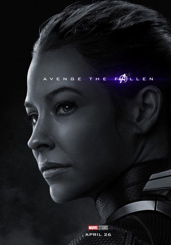 Evangeline Lilly – Avengers: Endgame (2019) Promo Poster