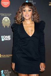 Eve – 2019 One Night for One Drop Blue Carpet