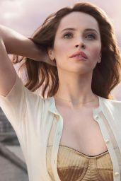 Felicity Jones - Clé de Peau Beauté 2019 Photoshoot