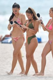 From Miami TV Show Girls in Bikinis on Miami Beach 03/13/2019