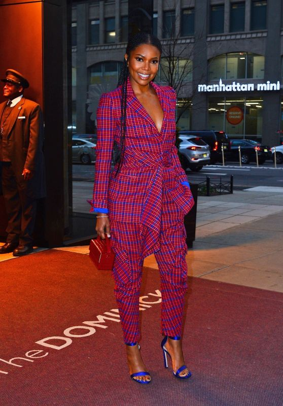 Gabrielle Union - Out in NYC 03/30/2019