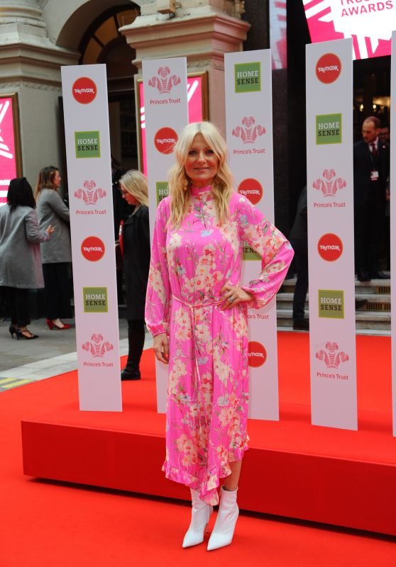 Gaby Roslin – The Princes Trust Awards 2019