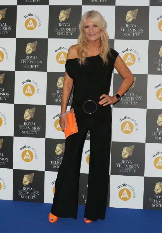 Gaby Roslin – The Royal Television Society Programme Awards 2019