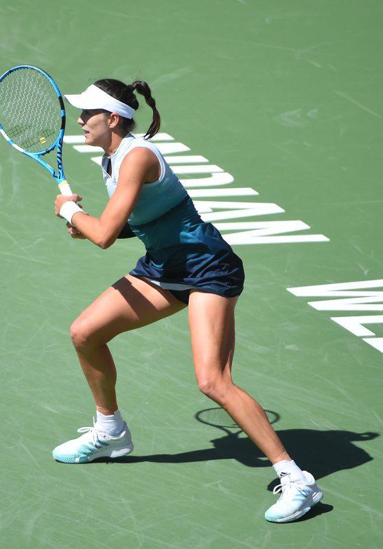 Garbine Muguruza – Indian Wells Masters 03/08/2019