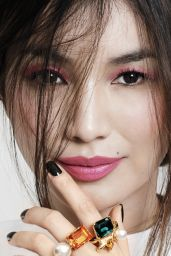 Gemma Chan - Allure USA April 2019
