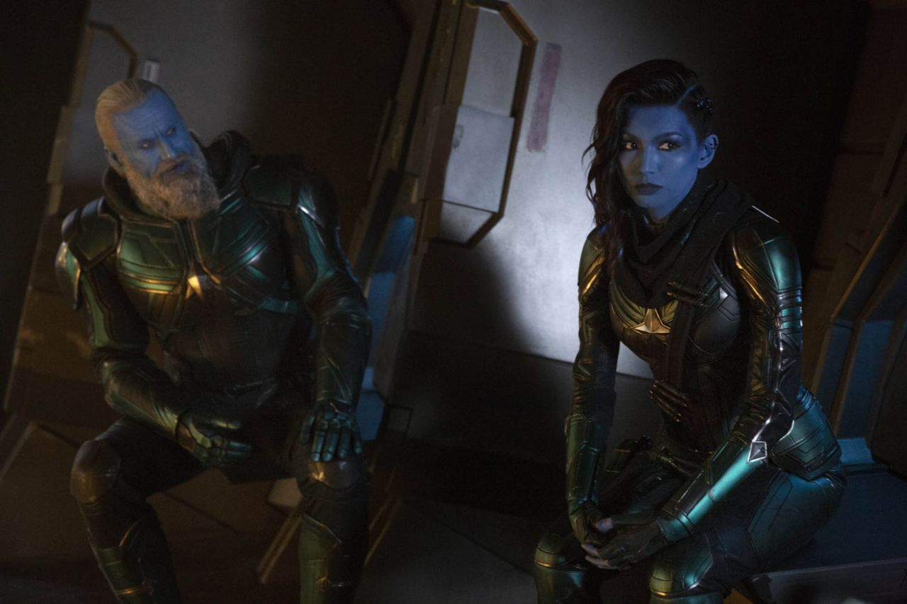 Gemma Chan Quot Captain Marvel Quot Photos And Posters 2019