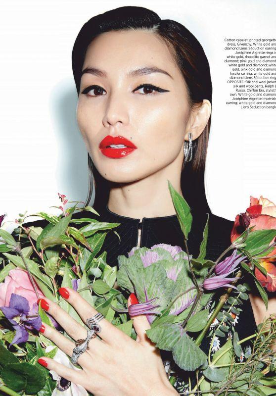 Gemma Chan - Harper