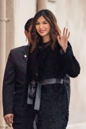 Gemma Chan - Outside Jimmy Kimmel Live in LA 03/06/2019