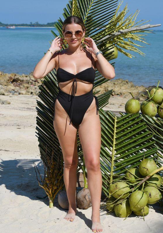 Georgia Kousoulou in Bikini 03/12/2019