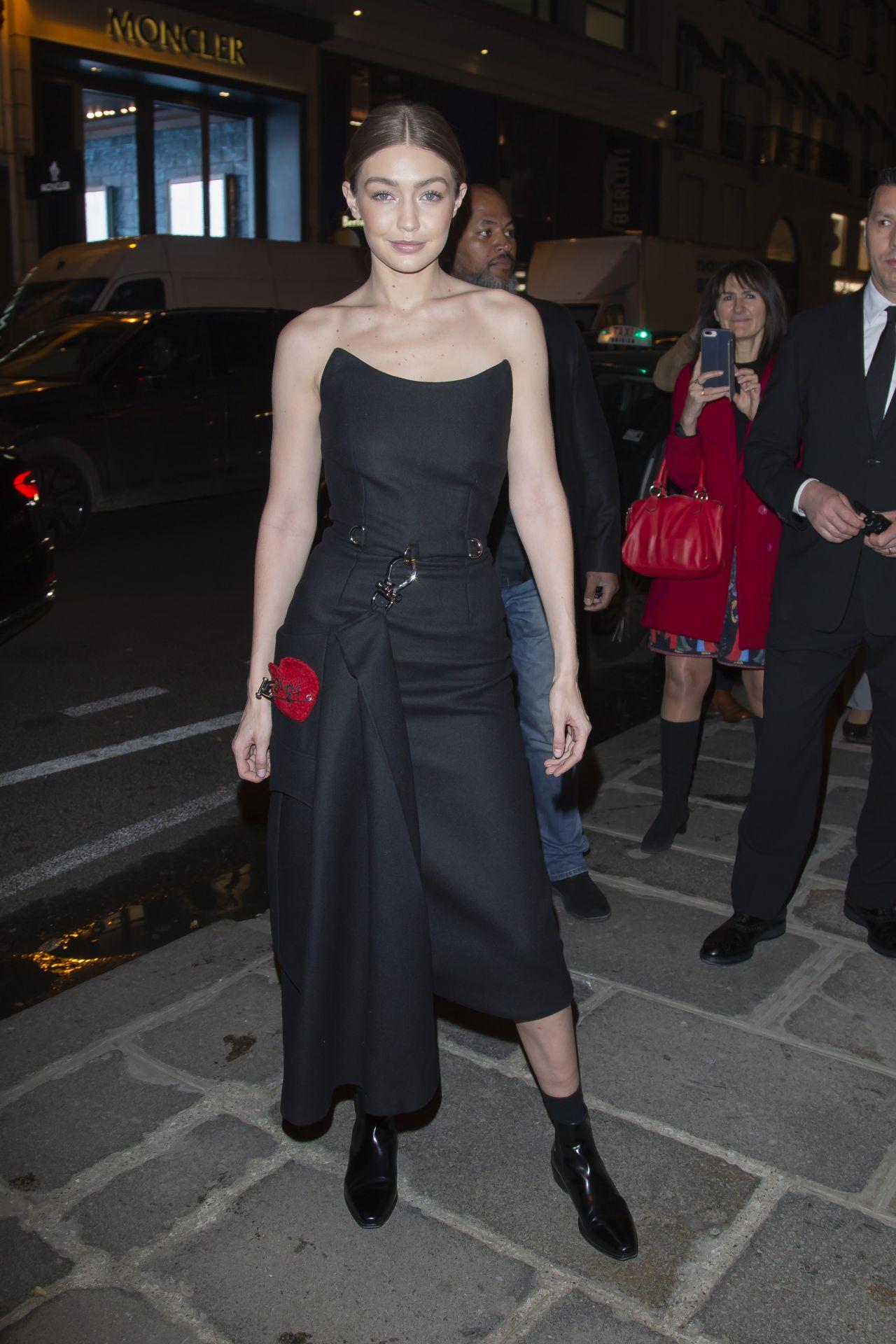 Gigi Hadid Looks Stylish 02 27 2019