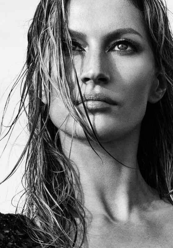 Gisele Bündchen - Vogue Germany April 2019 (more photos)