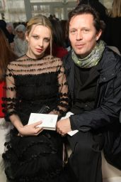 Greta Bellamacina – Valentino Fashion Show in Paris 03/03/2019