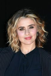 """Greta Scarano - """"The Name of the Rose"""" TV Show Photocall in Rome"""