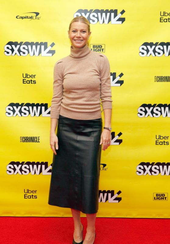 Gwyneth Paltrow – 2019 SXSW Conference and Festival in Austin
