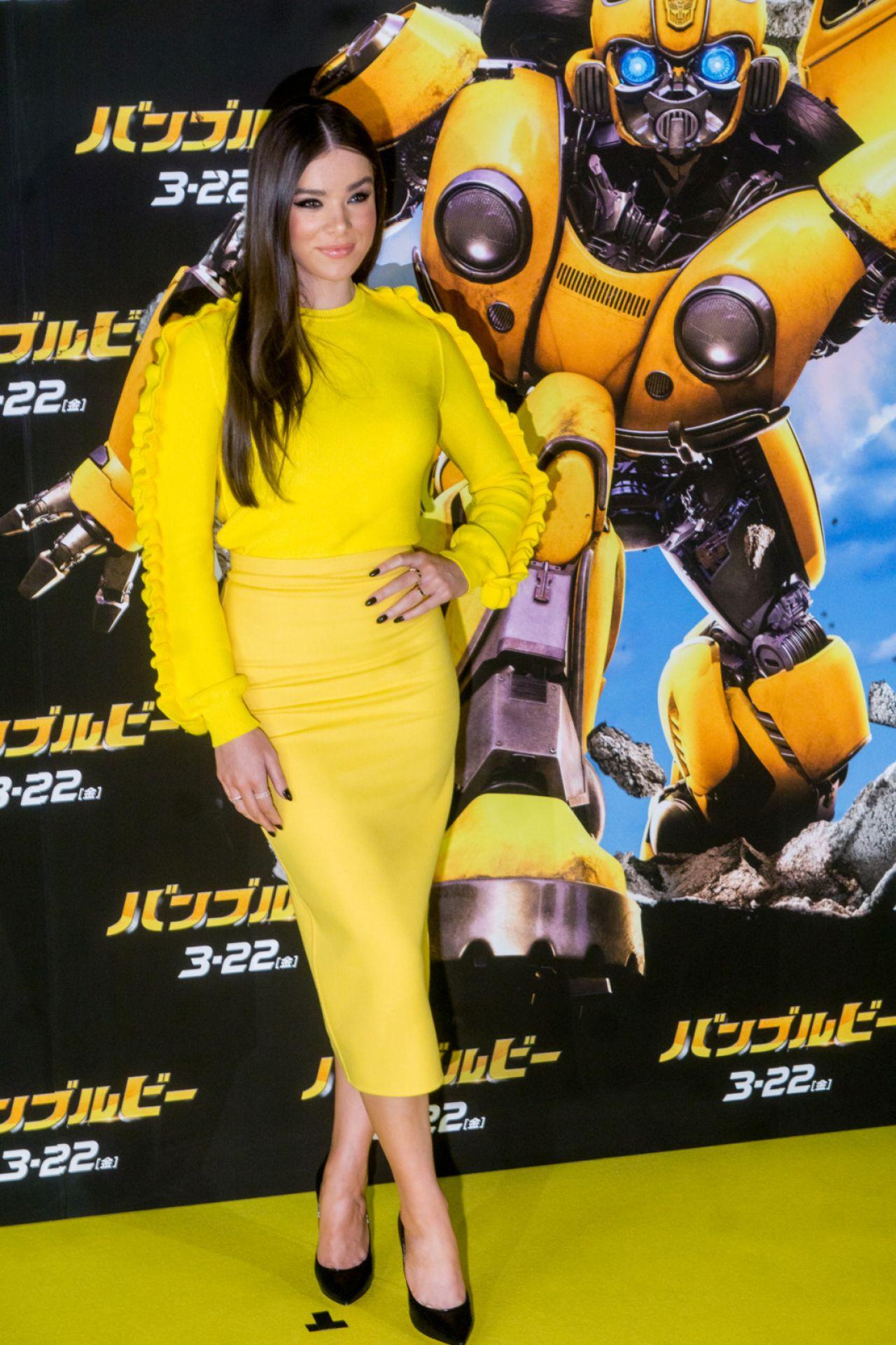 Hailee Steinfeld Bumblebee
