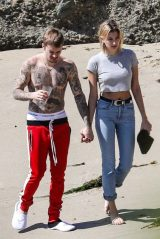 Hailey Rhode Bieber and Justin Bieber - Newport Beach in California 03/20/2019