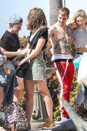 Hailey Rhode Bieber and Justin Bieber - Newport Beach in California 03/20/2019