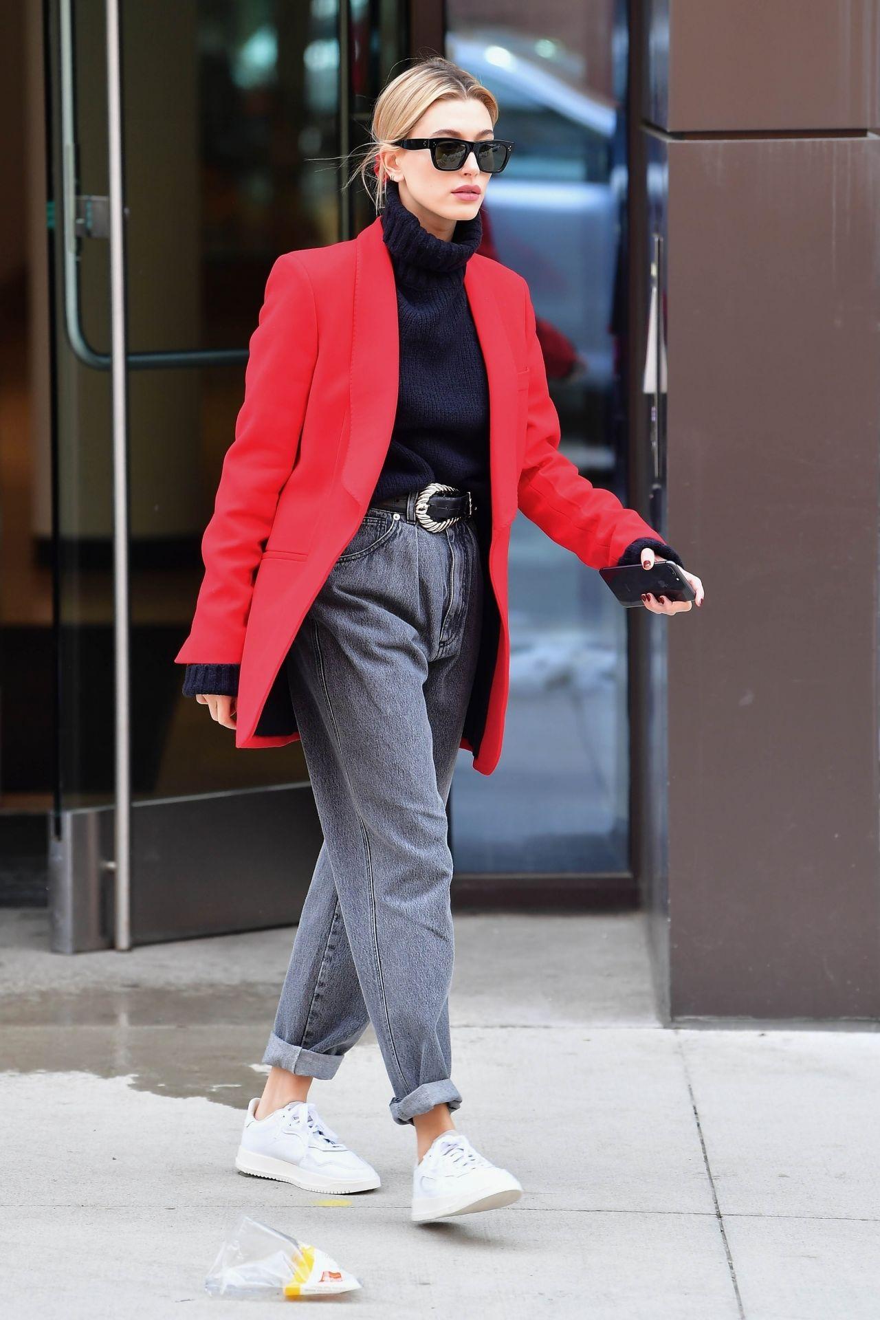 Hailey Rhode Bieber Casual Style 03 08 2019