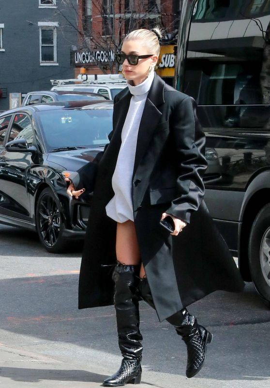 Hailey Rhode Bieber Street Fashion 03/13/2019